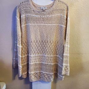 🌺 3/25 Knox Rose Tunic Sweater